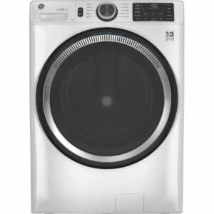 The Washer and Dryer Black Friday Option: GE UltraFresh Stackable Front-Load Washer
