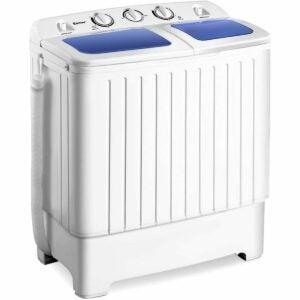 The Washer and Dryer Black Friday Option: Giantex Portable Mini Twin Tub Washing Machine