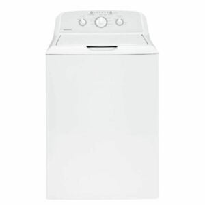 The Washer and Dryer Black Friday Option: Hotpoint 3.8 cu. ft. Top Loading Washing Machine