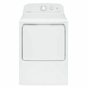 The Washer and Dryer Black Friday Option: Hotpoint 6.2 cu. ft. Electric Vented Dryer