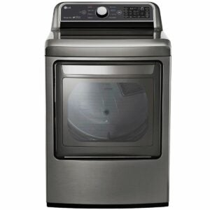 The Washer and Dryer Black Friday Option: LG Smart Wi-Fi Enabled Electric Dryer