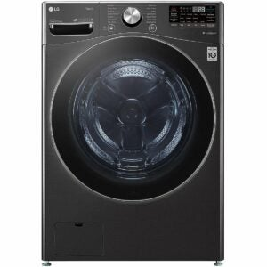 The Washer and Dryer Black Friday Option:LG Smart Wi-Fi Enabled Front Load Washer