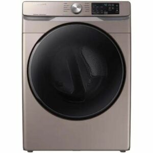 The Washer and Dryer Black Friday Option: Samsung Stackable Steam Cycle Electric Dryer