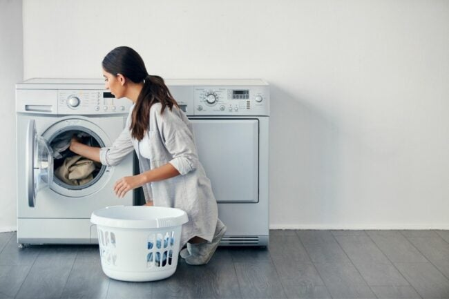 The Washer and Dryer Black Friday Option