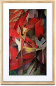 The Best Tech Gifts Option: Meural Canvas II – The Smart Art Frame
