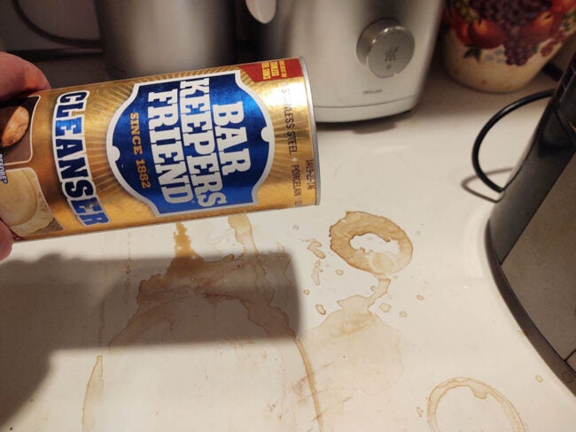 Bar Keepers Friend How We Reviewed