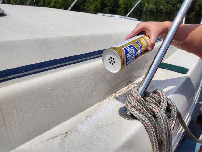 Bar Keepers Friend How to Use