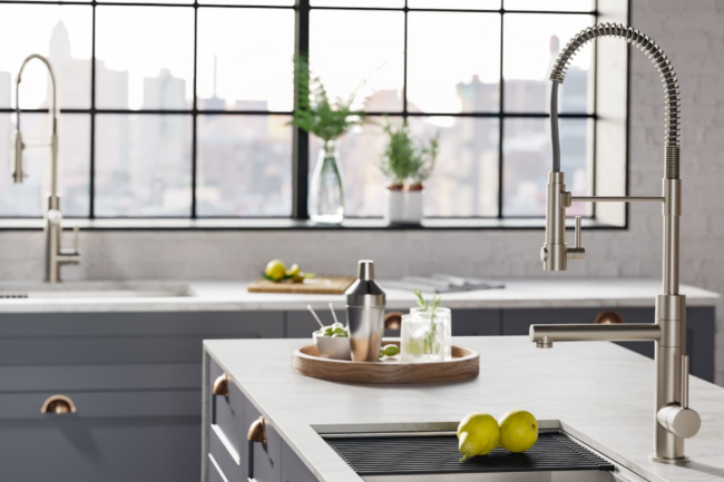 The Best Kitchen Faucet Brands Option: Kraus