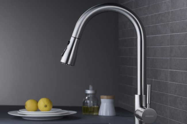 The Best Kitchen Faucet Brands Option: WEWE