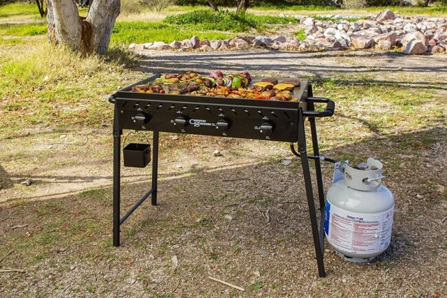 The Best Outdoor Griddle