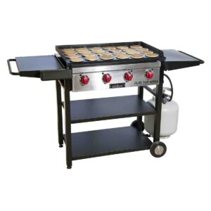 The Best Outdoor Griddle Option: Camp Chef Flat Top Grill