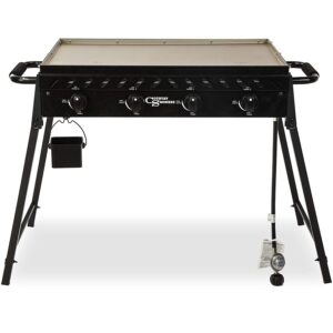 The Best Outdoor Griddle Option: Country Smokers The Highland Portable Griddle