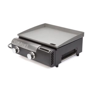 The Best Outdoor Griddle Option: Cuisinart CGG-501 Gourmet Gas Griddle