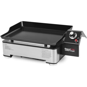 The Best Outdoor Griddle Option: Royal Gourmet PD1202S 18-Inch Table Top Gas Grill