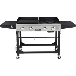 The Best Outdoor Griddle Option: Royal Gourmet Propane Gas Grill and Griddle Combo