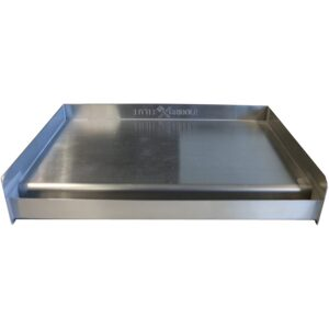 The Best Outdoor Griddle Option: Sizzle-Q SQ180 Stainless Steel Universal Griddle