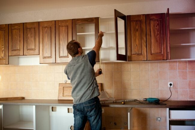 Cabinet Refacing Cost