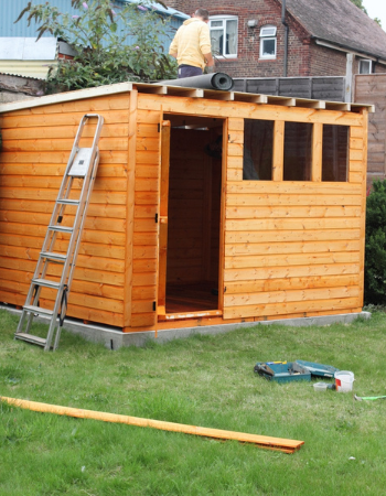 Cost To Build A Shed 2