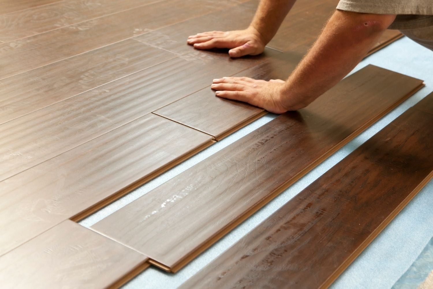 Cost To Install Laminate Flooring, Cost To Lay Laminate Flooring Homewyse