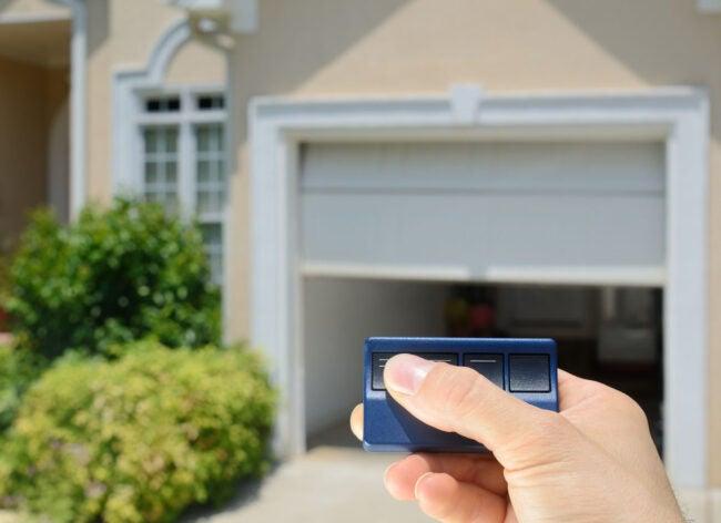 Garage Door Opener Installation Cost