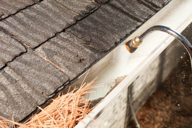 Gutter Cleaning Cost Additional Costs
