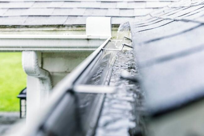 Gutter Cleaning Cost Benefits