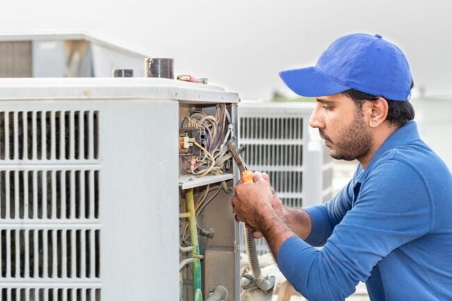 HVAC Unit Replacement Cost
