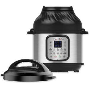 Instant Pot Duo Crisp Pressure Cooker and Air Fryer