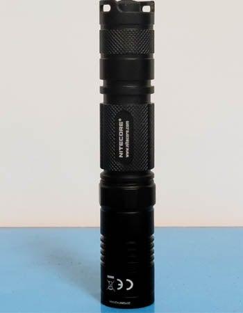 NITECORE Flashlight At a Glance