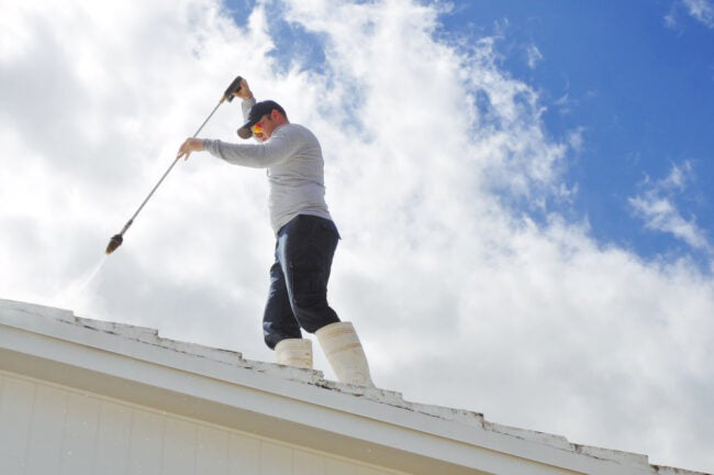 Roof Cleaning Costs