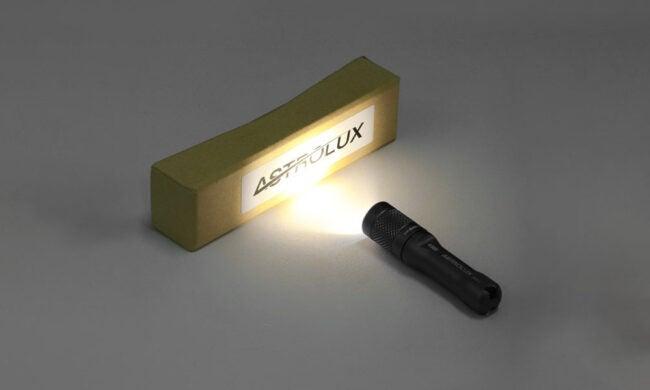 The Best Flashlight Brand Option: AstroLux