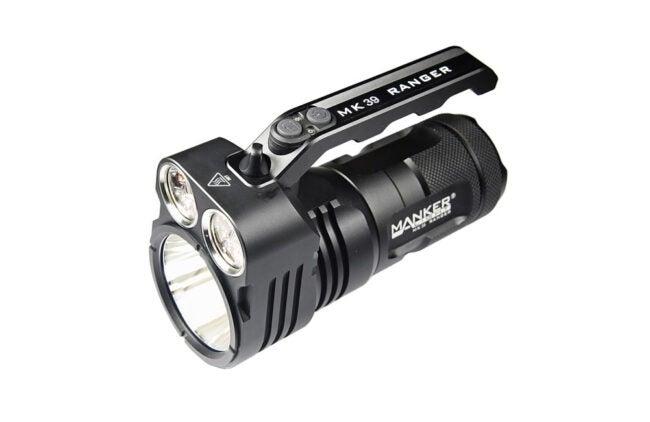 The Best Flashlight Brand Option: Mankerlight