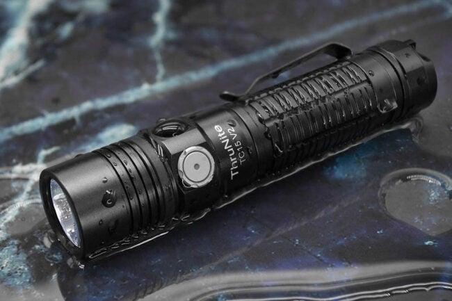 The Best Flashlight Brand Option: ThruNite