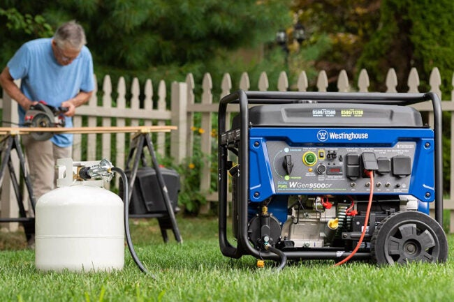 The Best Generator Brand Option: Westinghouse