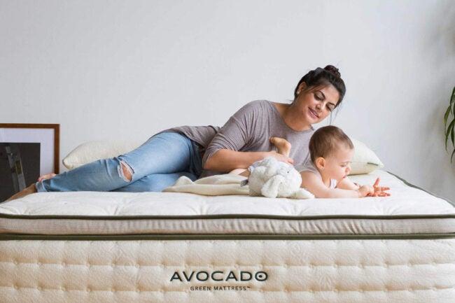 The Best Mattress Brand Option: Avocado Mattress