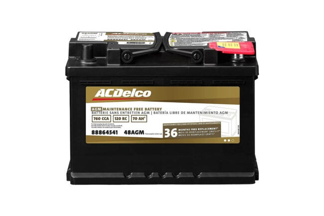 The Best Places to Buy a Car Battery: Amazon