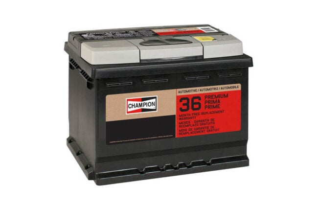 The Best Places to Buy a Car Battery: Pep Boys