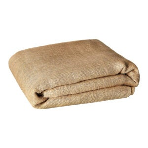 The Best Weed Barrier Option: Burlapper Burlap Garden Fabric