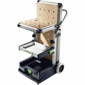 The Best Gifts for Woodworkers Option: Festool MW 1000 Mobile MFT Wor