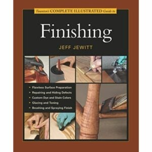 The Best Gifts for Woodworkers Option: Taunton's Complete Illustrated Guide to Finishing