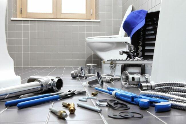 Toilet Installation Cost
