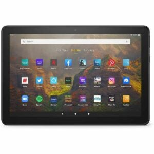 The Best Amazon Black Friday Option: All-new Amazon Fire HD 10 tablet, 32 GB