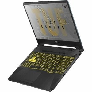 "Best Amazon Black Friday Option: ASUS TUF A15 Gaming Laptop, 15.6"""