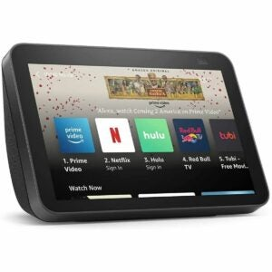 The Best Amazon Black Friday Option: Amazon All-new Echo Show 8 (2nd Gen, 2021 release)