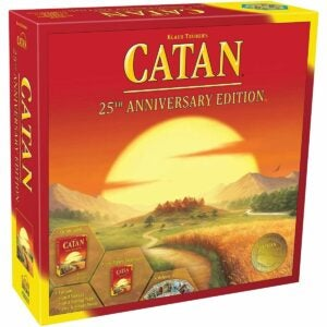 The Best Amazon Black Friday Option: CATAN Board Game 25th Anniversary Edition