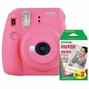 The Best Amazon Black Friday Option: Fujifilm instax Mini 9 Instant Camera
