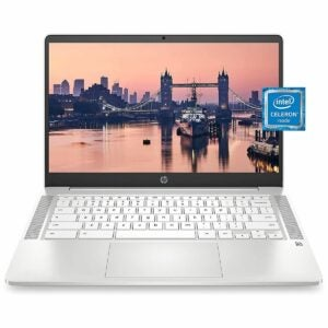 Best Amazon Black Friday Option: HP Chromebook 14 Laptop