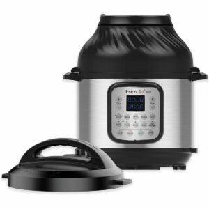 The Best Amazon Black Friday Option: Instant Pot Duo Crisp 11 in 1 Pressure Cooker