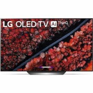 "The Best Amazon Black Friday Option: LG C9 Series Smart OLED TV - 77"" 4K Ultra HD"