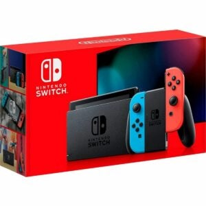 The Best Amazon Black Friday Option: Nintendo Switch with Joy-Con